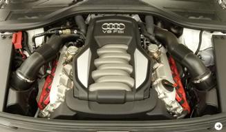 Audi A8|アウディ A8 試乗|04