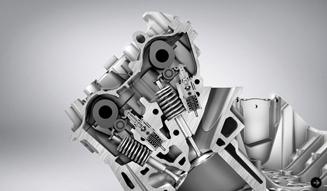 Mercedes-Benz|メルセデス・ベンツ 新型5.5リッターV8エンジン|02
