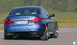 BMW M5|ビー・エム・ダブリュー M5 販売開始|03