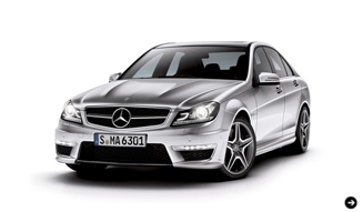 Mercedes-Benz C 63 AMG|メルセデス・ベンツ C 63 AMG 予約受付開始|02