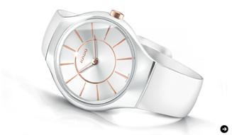 RADO|薄さ5ミリの世界最薄時計!「ラドー トゥルー シンライン」コレクションデビュー 01