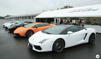 Lamborghini Gallardo LP550-2|ランボルギーニ ガヤルド LP550-2 サーキットで試乗会|03