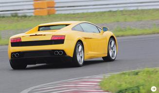 Lamborghini Gallardo LP 550-2|ランボルギーニ ガヤルド LP550-2 試乗インプレッション|11