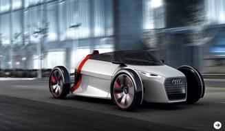 Audi Urban Concept EV|アウディ アーバン コンセプト EV スケッチを公開|02