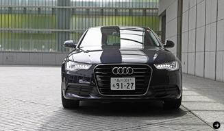 Audi A6|アウディ A6 国内販売開始|05