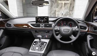 Audi A6|アウディ A6 国内販売開始|10