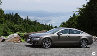 Audi A7 Sportback アウディ A7 スポーツバック 01