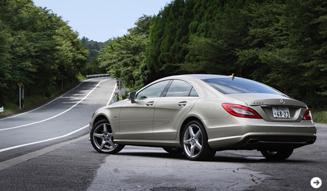 Mercedes-Benz CLS 350 BlueEFFICIENCY| メルセデス・ベンツ CLS 350 ブルーエフィシエンシー|02