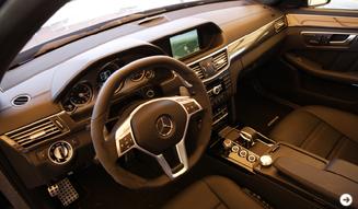 Mercedes-Benz E 63 AMG|メルセデス・ベンツ E 63 AMG 試乗|07