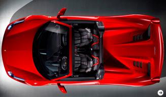 Ferrari 458 SPYDER│フェラーリ 458 スパイダー フランクフルトに登場|03