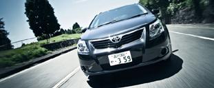 Toyota Avensis|トヨタアベンシス 01