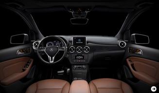 Mercedes-Benz B-Class メルセデス・ベンツ Bクラス 2012年モデル登場 04