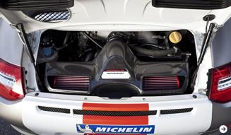 Porsche 911 GT3 R│ポルシェ 911 GT3 R 最高出力が500psにアップした2012年モデル 02