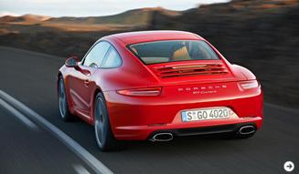Porsche│ポルシェ フランクフルトモーターショーでの展示ラインナップ|02