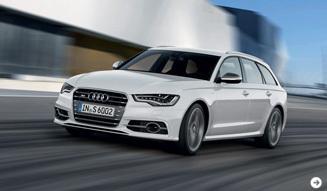 Audi S6|アウディ S6 ベントレーと共同開発したV8エンジン搭載モデル登場|02