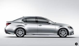 Lexus GS450h|レクサス GS450h あらたなフラッグシップにはやくもハイブリッド|02