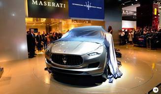 Maserati KUBANG|マセラティ クーバン|02