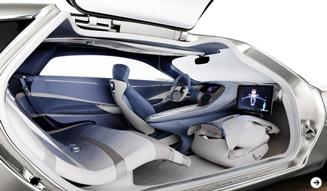 Mercedes-Benz F125!|メルセデス・ベンツ F125!