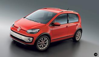 Volkswagen cross up!|フォルクスワーゲン クロスアップ!