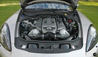 Porsche Panamera turbo S|ポルシェ パナメーラ ターボS 究極のパナメーラに試乗|02