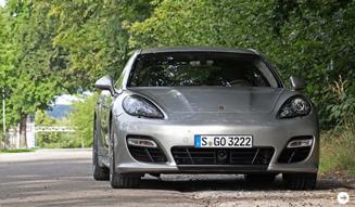 Porsche Panamera turbo S|ポルシェ パナメーラ ターボS 究極のパナメーラに試乗|08
