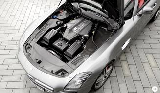Mercedes-Benz SLS AMG Roadster|メルセデス・ベンツ SLS AMG ロードスター  日本ではやくも販売開始|03