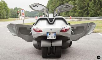 PSA Peugeot Citroen VELV concept|PSA プジョー シトロエン VELV コンセプト ADEME主催のフォーラムにてモビリティを提示|03