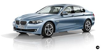 BMW Active Hybrid 5|BMW アクティブ ハイブリッド5 02