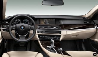 BMW Active Hybrid 5|BMW アクティブ ハイブリッド5 10