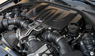 BMW M5|ビー・エム・ダブリュー M5 試乗|02