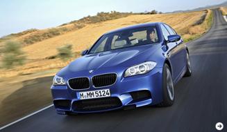 BMW M5|ビー・エム・ダブリュー M5 試乗|06