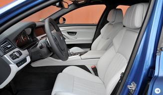 BMW M5|ビー・エム・ダブリュー M5 試乗|05