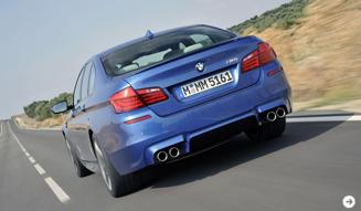 BMW M5|ビー・エム・ダブリュー M5 試乗|10