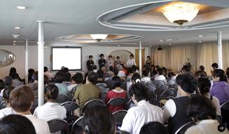 AAF通信|建築学生ワークショップ滋賀2011 リポート 07
