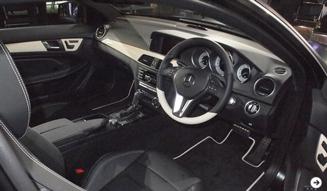 Mercedes-Benz C-Class Coupe|メルセデス・ベンツ Cクラス クーペ 日本上陸!|04