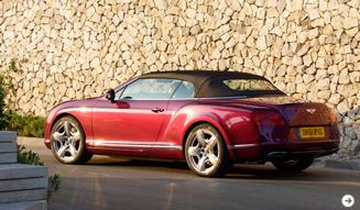 BENTLEY Continental GTC|ベントレー コンチネンタル GTC 新型に試乗|05