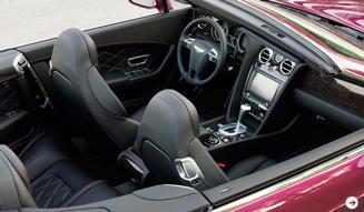 BENTLEY Continental GTC|ベントレー コンチネンタル GTC 新型に試乗|08