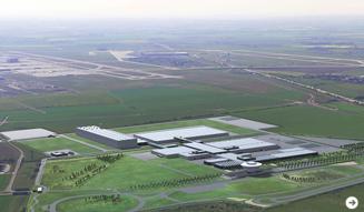 Porsche|ポルシェ 新モデル「Cajun」生産にともない、ライプツィヒ工場を拡張|02
