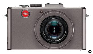 ライカ D-LUX5,チタン,Leica2