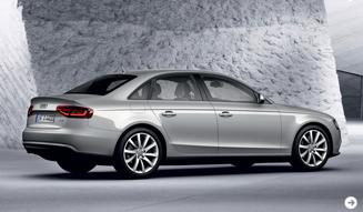 アウディ A4&S4がマイナーチェンジ|Audi|02