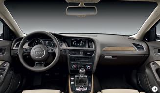 アウディ A4&S4がマイナーチェンジ|Audi|03