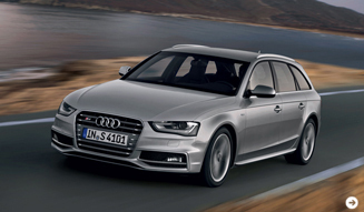 アウディ A4&S4がマイナーチェンジ|Audi|04