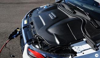 アウディによる未来に向けたクルマ─A1&A3 e-tronに試乗 Audi 03