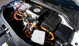 アウディによる未来に向けたクルマ─A1&A3 e-tronに試乗 Audi 05