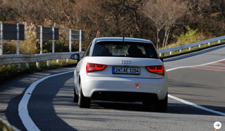 アウディによる未来に向けたクルマ─A1&A3 e-tronに試乗 Audi 06