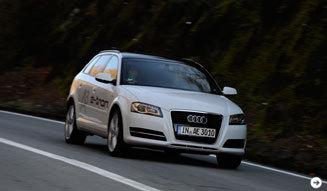 アウディによる未来に向けたクルマ─A1&A3 e-tronに試乗|Audi|10