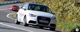 アウディによる未来への提案─アウディ e-tron|Audi|02