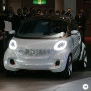 Mercedes-Benz&smart|来年以降発売予定の市販モデルが続ぞく登場!