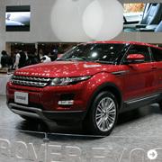 Jaguar Land Rover|待望の2モデルが日本上陸!