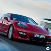 Porsche|Panamera GTS